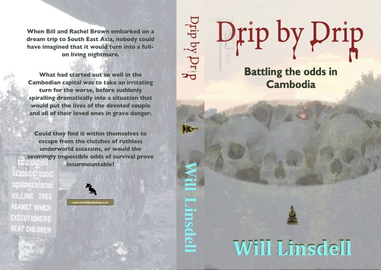 Drip by Drip Book Cover, Amazon